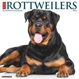 WillowCreek ロットワイラー カレンダー JUST Rottweilers