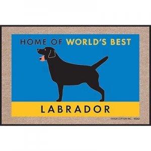 Home of World's Best ブラックラブラドールレトリーバー
