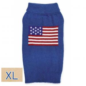 アメリカンドッグセーター【XL】胴80cm、丈45cm
