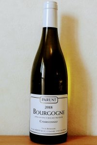 Bourgogne Chardonnay 2018/Dmaine Parent ブルゴーニュ・シャルドネ 2018/ドメーヌ・パラン