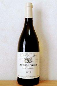 Bourgogne Blanc Saint Martin 2017/Domaine des Bachey=Legros ブルゴーニュ・ブラン・サン・マルタン2017/ドメーヌ・デ・バシェ・レグロ