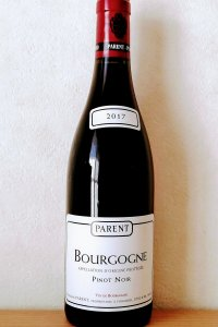 Bourgogne Pinot Noir2017/Domaine Parent&Jacques Parent ブルゴーニュ ピノ・ノワール2017/ドメーヌ パラン&ジャック・パラン