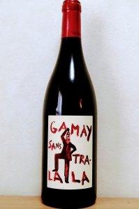 Gamay Sans Tralala Touraine2018/Domaine de la Garreliere ガメイ・サントラララ・トゥーレーヌ2018/ドメーヌ・ド・ラ・ギャルリエール