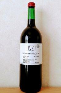 Blaufrenkisch2017/Liszt ブラウフレンキッシュ2017/リスト