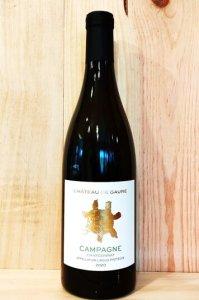 Campagne De Gaure Chardonnay2018/Chateau de Gaure  カンパーニュ ド ゴール シャルドネ2018/シャトー・ド・ゴール