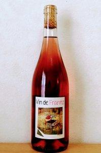 Vin De Frantz Rose2019/Frantz Saumon ヴァン ド フランツ ロゼ2019/フランツ・ソーモン