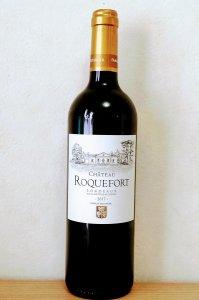 Chateau Roquefort Blanc2017  シャトー・ロックフォール・ブラン2017