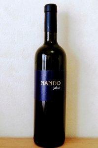 Jakot Belo Suho Vino  Blue Label2019/Kmetija Nando  ヤーコット ベロ・スーホ・ヴィノ ブルー・ラベル2019/クメティヤ・ナンド