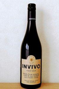Invivo Central Otago Pinot Noir2018/Invivo インヴィーヴォ セントラルオタゴ  ピノノワール/インヴィーヴォ