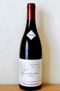 Bourgogne HCN Rouge Fontaine Saint Martin2016/Michel Gros ブルゴーニュ オート・コート・ド・ニュイ ルージュ フォンテーヌ・サン・マルタン