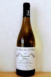 Grenache Blanc Cotes de Thongue / La Font de l'Olivier グルナッシュ・ブラン・コート・ド・トング/ラ・フォン・ド・ロリヴィエ