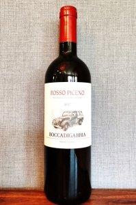 Rosso Piceno 2016/Boccadigabbia  ロッソ・ピチェーノ2016/ボッカディガッビア