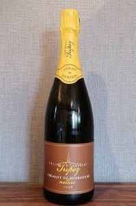 Cremant de Bourgogne BrutNature2017/Celine et Laurent Tripozクレマン・ド・ブルゴーニュブリュットナチュール/セリーヌ・エ・ローラン・トリポス