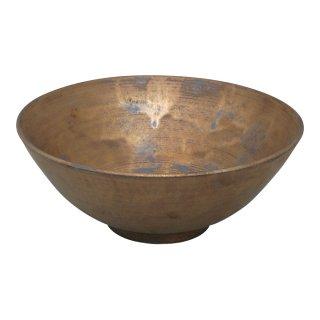 金泥釉 手造り深鉢