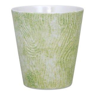 コーラルグリーン カップ(小)