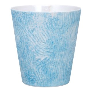 コーラルブルー カップ(小)