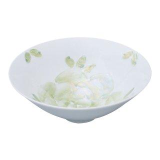ローズ(緑) 飯碗