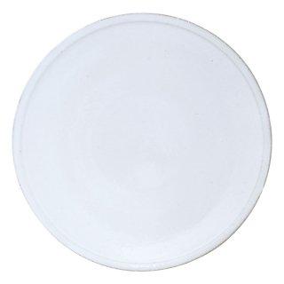 白化粧 五寸皿