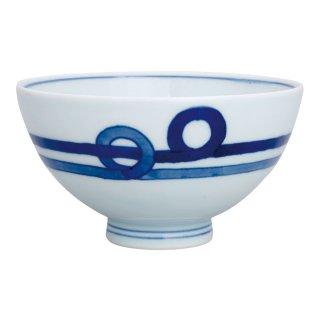 帯紋 丸飯碗