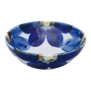 藍花 丸小鉢