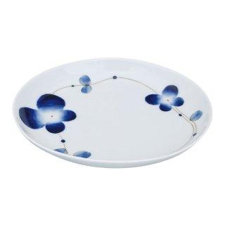 クローバー 15cm楕円皿