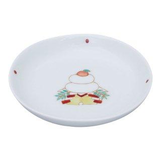 鏡餅 三寸丸小皿