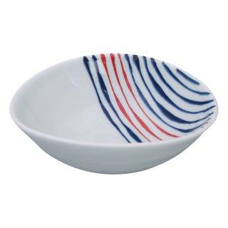 二色つれづれ 変型小鉢