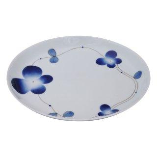 クローバー 21�楕円皿