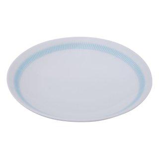 空一筋 飛鉋四寸皿