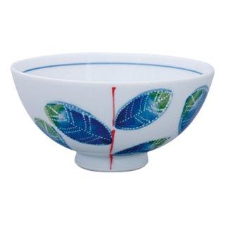 彩葉 三・六寸飯碗