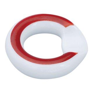 赤ライン リング箸置
