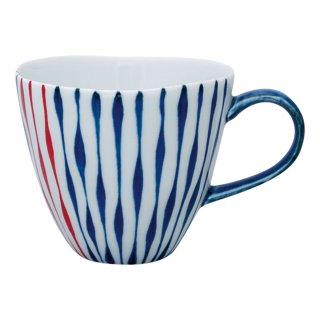 二色つれづれ マグカップ(青)