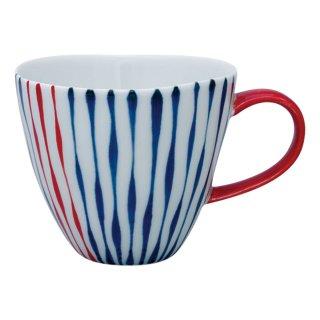 二色つれづれ マグカップ(赤)