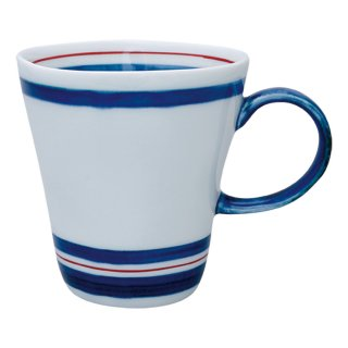 線段 Sマグカップ(青)