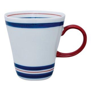 線段 Sマグカップ(赤)
