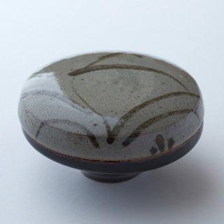ボンボニエール(唐津球形蓋物)