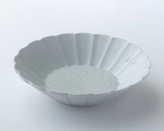 型打ち輪花皿