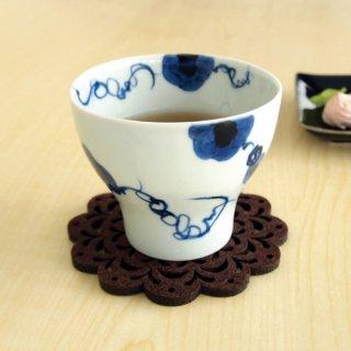 藍染ばら煎茶