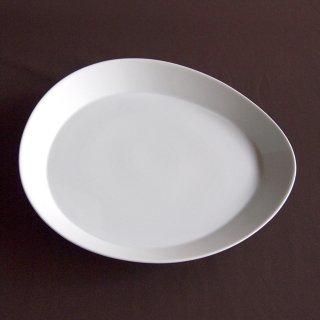 白美エッグプレート(L)