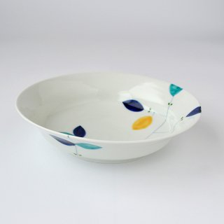 レモン 楕円ゆるり鉢(大)