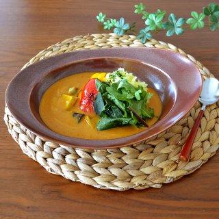 みかわちカレー皿(ブリック)
