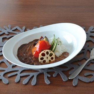 みかわちカレー皿(ブラン)