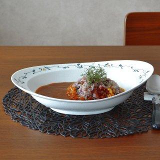 みかわちカレー皿(アラベスク)