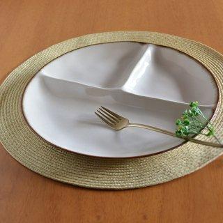 パレット皿(大) アイボリー