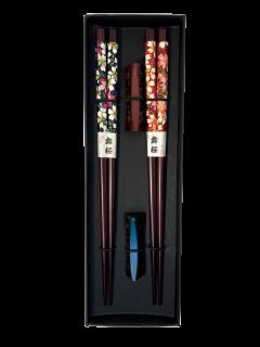 舞桜箸2膳セット
