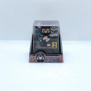 ソーラー電池の人形(台形)