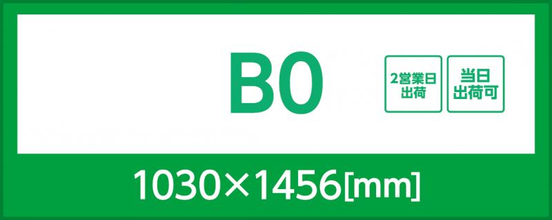 マット紙(B0)