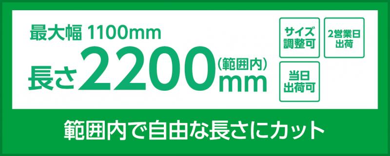マット紙(1100×2200)