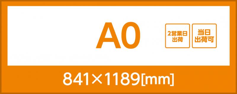 合成紙(A0)