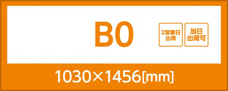 合成紙(B0)